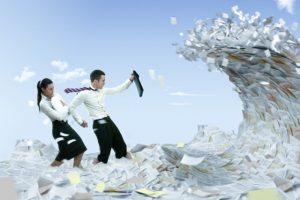 営業支援スタッフが社内資料ばかり作ってはいませんか?