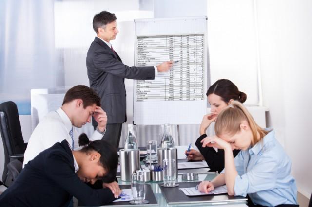 ダラダラ会議にオサラバ!<br>商談管理のビジュアル化が営業会議を変える