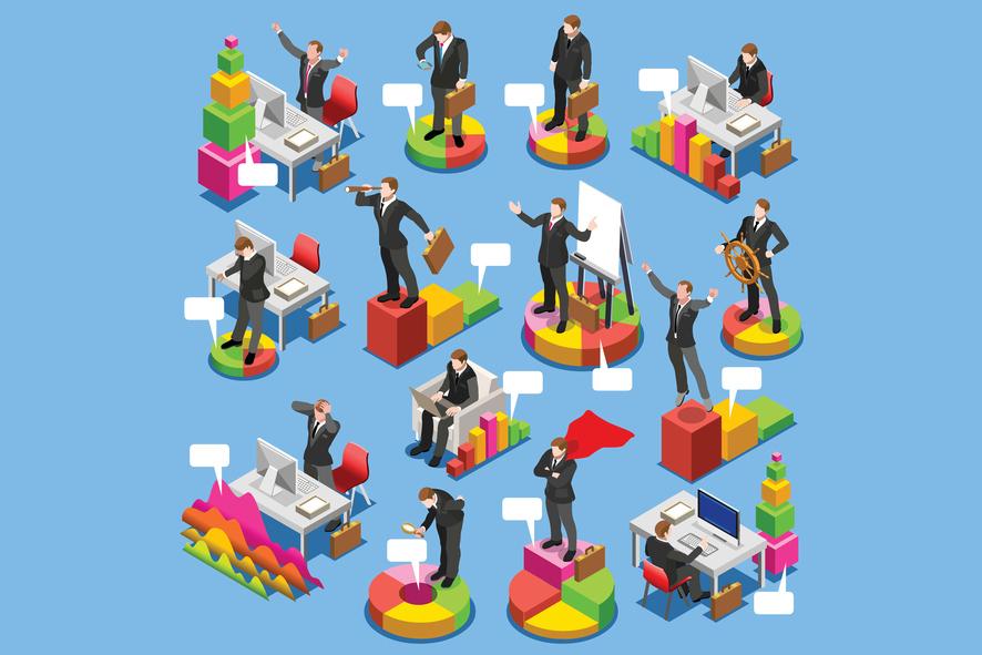 もっと伝わる資料に!営業現場で使えるビジュアル化の工夫例