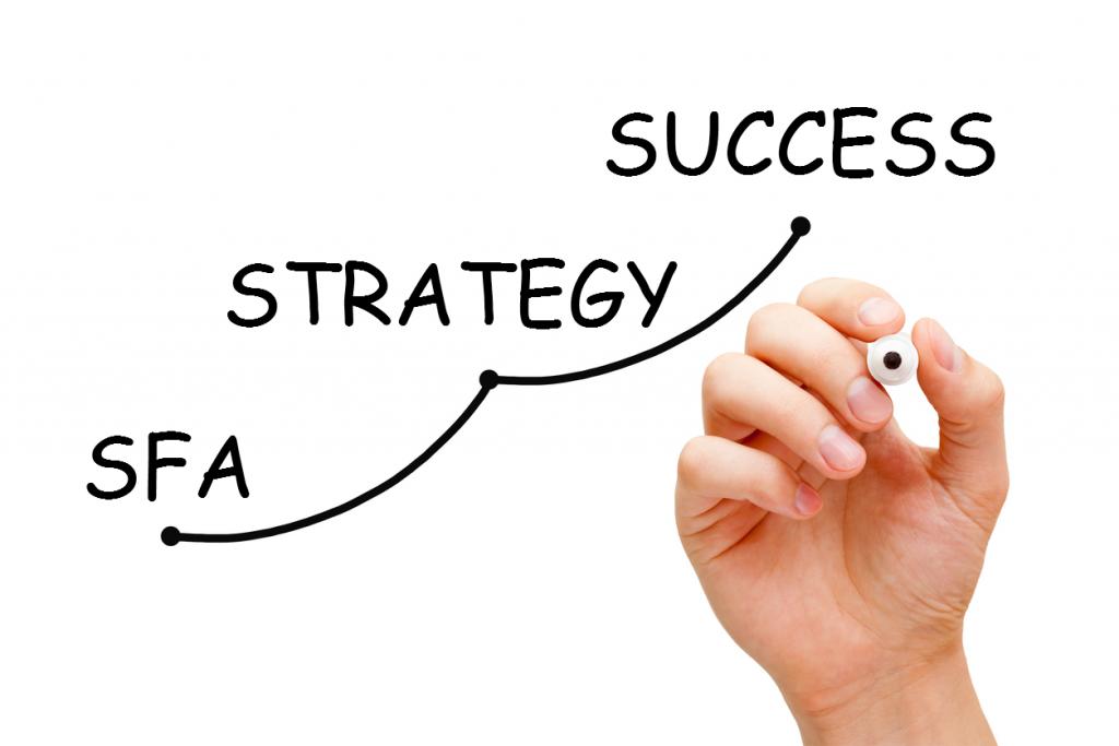 SFA導入に戦略とビジョンを!SFA起点の営業改革を考える