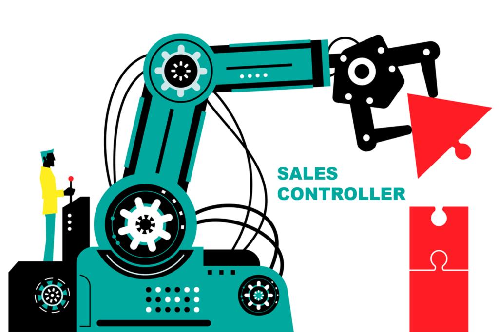 現在のB2B営業に欠かせない職務「セールスコントローラー」とは
